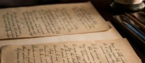 Manuscritos de don Gabo, material de consulta