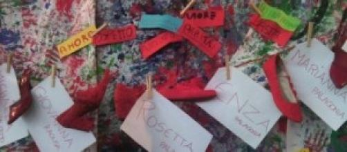 Palagonia dice no alla violenza sulle donne.