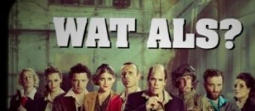 """""""Wat Als?"""", série belge gagnante d'un Emmy Award."""