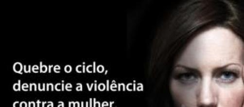 Se souber de algum caso de violência denuncie!