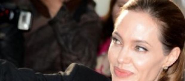 Angelina Jolie não pretende afastar-se do ecrã
