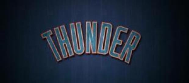 Imagen del logo de Oklahoma City Thunder.