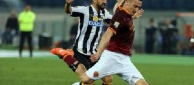 La Roma sfida un avversario tosto