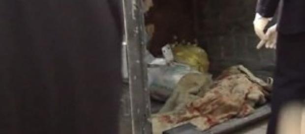 Neonata abbandonata in un cassonetto
