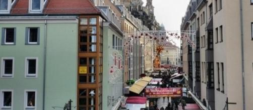 Mercatino di Natale tedesco
