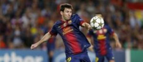 Messi imparable rompiendo récords