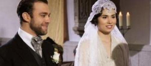 Fernando riesce a sposare Maria giusto in tempo