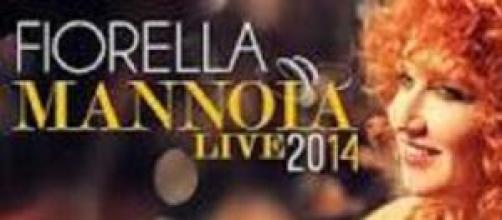 Il manifesto di Fiorella Mannoia Live