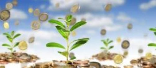invertir es lo que hace que uno gane dinero.
