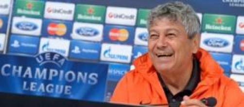 Lucescu allenatore dello Shakhtar Donetsk