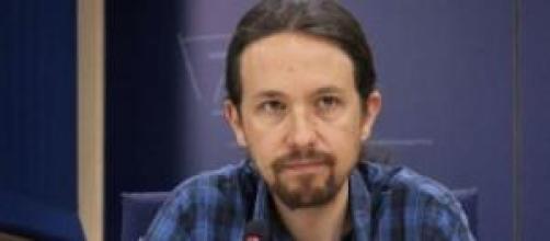 P. Iglesias rueda de prensa en el Europarlamento