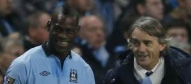 Balotelli e l'Inter potrebbero ricongiungersi