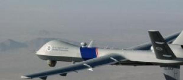 El dron MQ-9 Reaper, de la fuerza aérea de EE.UU.