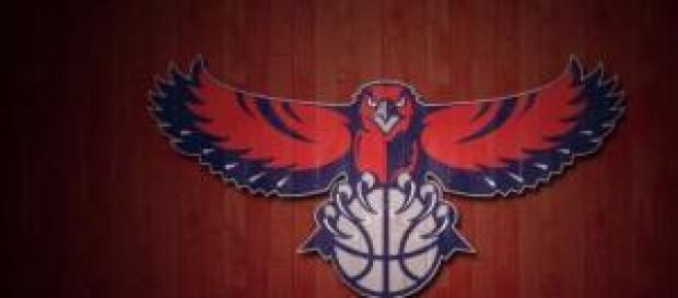 Imagen del logo de los Atlanta Hawks.