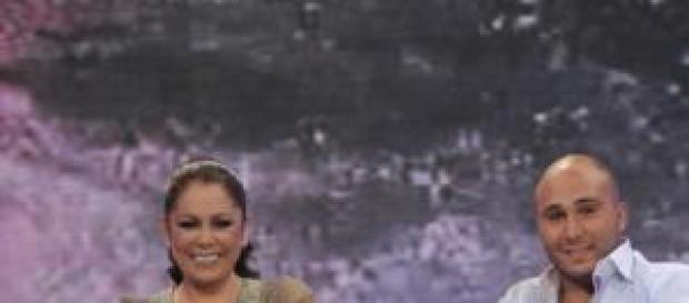 Isabel Pantoja y Kiko Rivera ahora no tan felices.