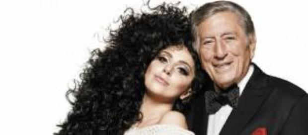 Lady Gaga y Tony Benett, protagonistas de H&M.