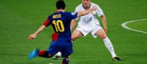 Messi bate récords en Champions League.