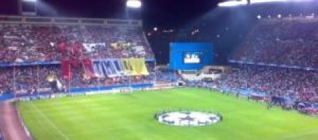 Estadio Vicente Calderón, la fortaleza colchonera