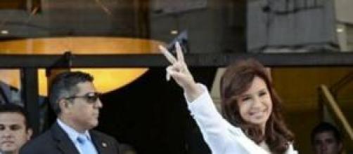 Cristina Fernández retoma su actividad política