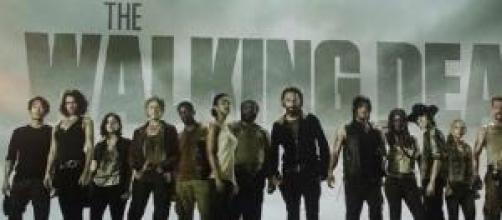 la serie Tv The Walking Dead