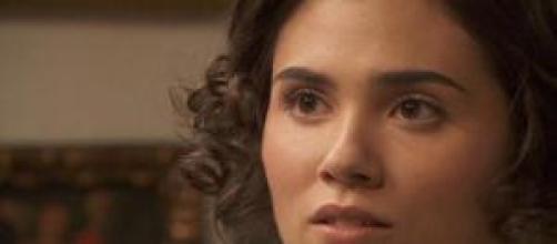 Maria protagonista de Il Segreto seconda serie