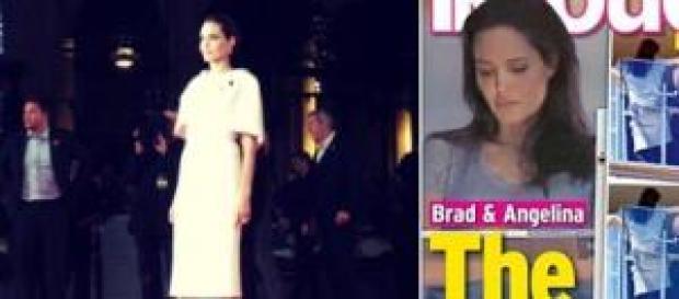 Angelina Jolie e Brad Pitt in crisi? Una bufala