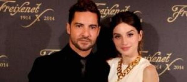 David Bisbal y María Valverde
