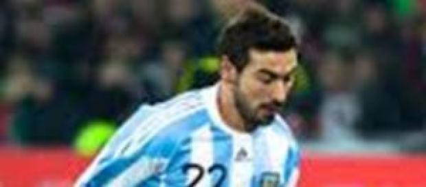 L'Inter vuole Ezequiel Lavezzi a gennaio