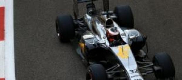 MacLaren-Honda con problemas de momento