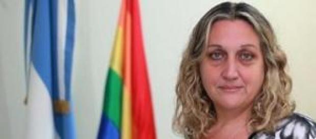 María Rachid, impulsora del proyecto.
