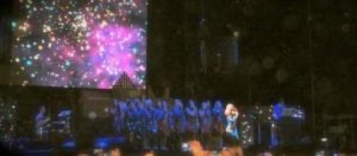"Björk presentando ""Biophilia"" en Cumbre Tajín 2012"