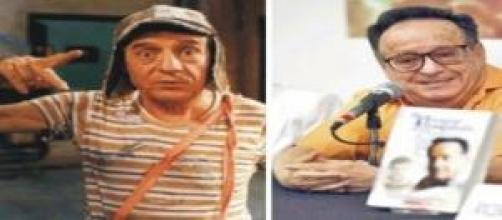 Chaves e Roberto Goméz Bolaños