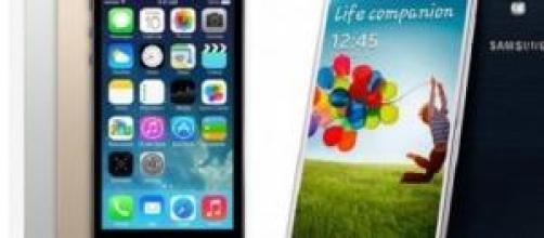 Comparaciòn entre el Galaxy S6 y el iPhone 7
