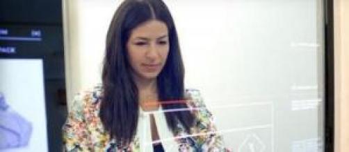 Ebay y su espejo inteligente en Rebecca Minkoff