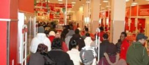 El Black Friday beneficia a centros comerciales