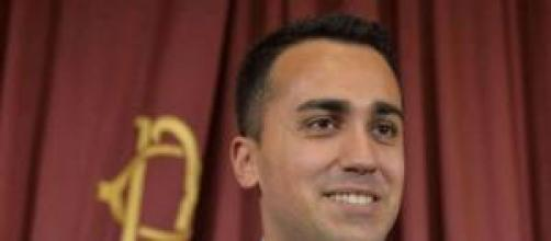 Il parlamentare del M5S Luigi di Maio