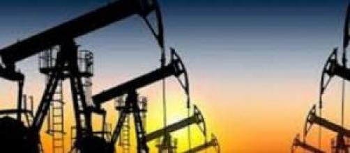 La produzione del petrolio nei paesi arabi