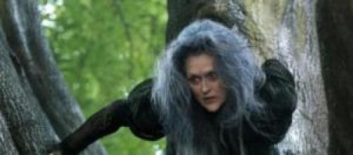 """Meryl Streep en """"En el bosque"""""""