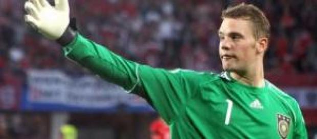 Manuel Neuer, portierone del Bayern Monaco