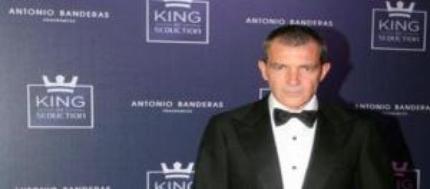 Antonio Banderas en la Gala Benéfica del Garraham.