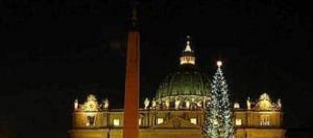 Calabrese l'abete bianco per piazza San Pietro.