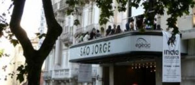 Cinema São Jorge é um dos palcos do evento