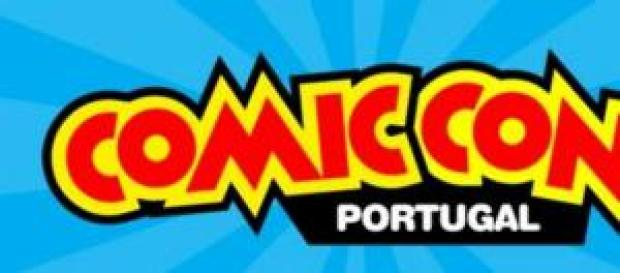 Logo da Comic Con Portugal