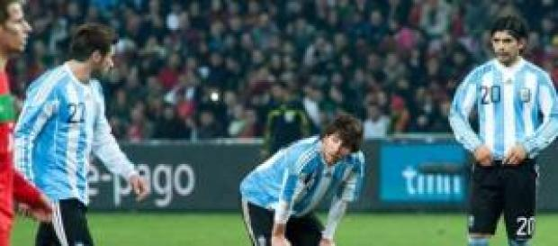 Messi podría estar cansado de jugar en Barcelona.