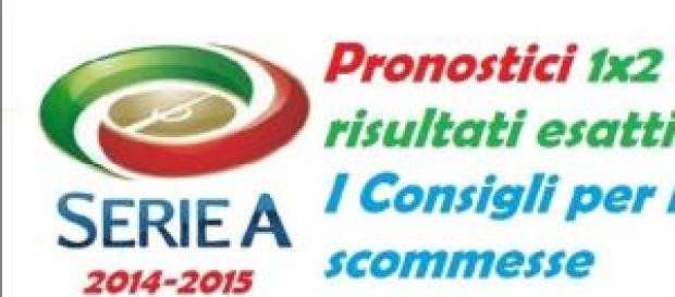 Pronostici completi 13^ giornata Serie A 2014/2015