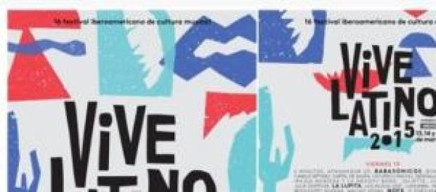 Vive Latino revela cartel 2015