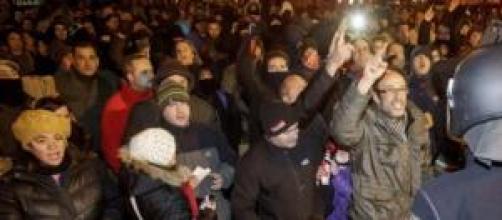 Las protestas frenaron las obras en Gamonal