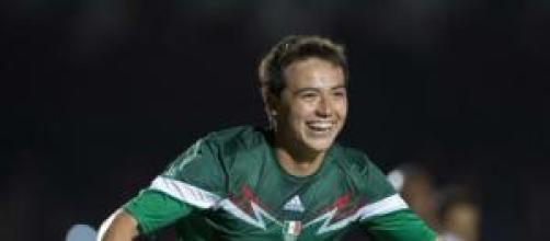 México gana el oro en futbol en los JCC 2014