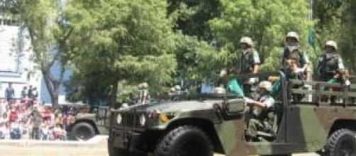 Unidad del Ejército Mexicano