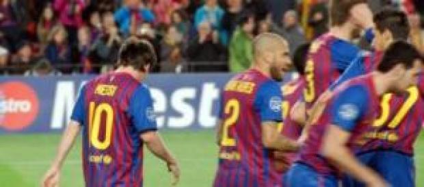 El F.C Barcelona saldrá a buscar la victoria